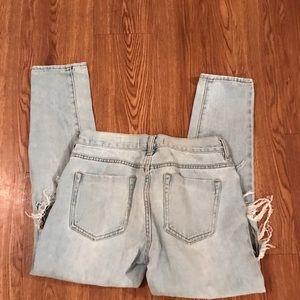 Pacsun Bullhead skinny boyfriend jeans size 26